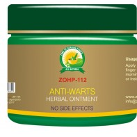 Anti-Warts Herbal Cream