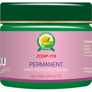 Zohp Permanent Hair Removal Herbal Cream